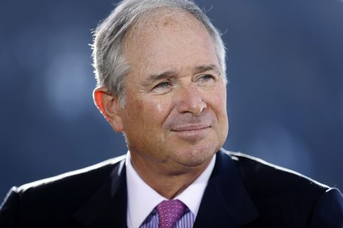 Blackstone Group LP Chairman Stephen Schwarzman