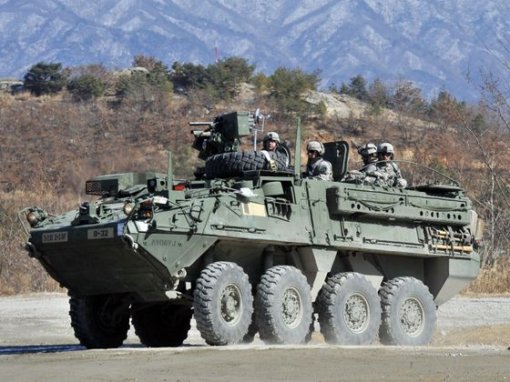 U.S. to DeliverArmored Vehicles to Thailand Next Month