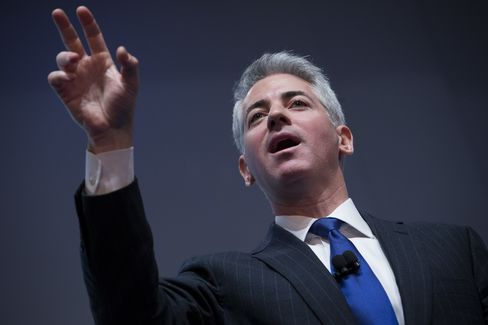 Pershing Square Capital CEO Bill Ackman