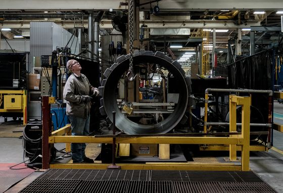 Just-in-TimeManufacturing? Not With Rickety U.S. Infrastructure