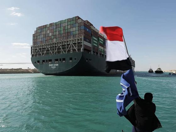 End of Suez Snarl Marks Beginning of New Stress on Global Trade