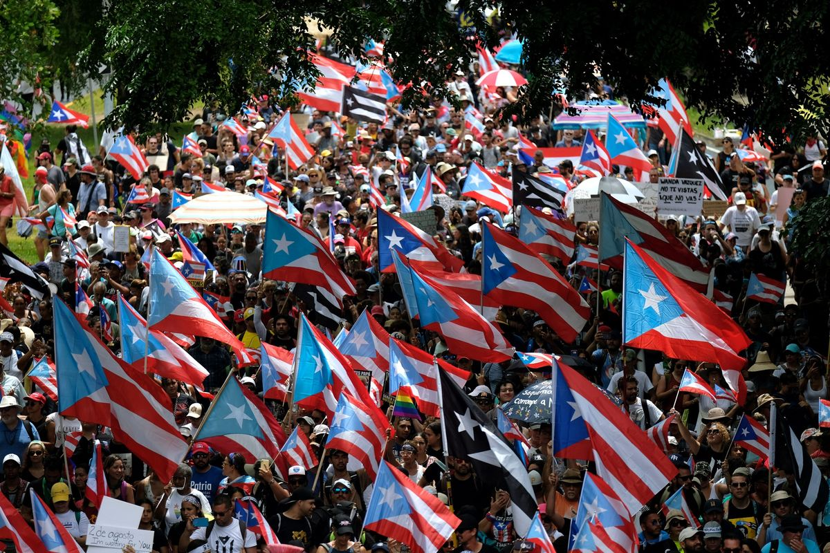 Betrayed at Home, Puerto Ricans Need a Friend in Washington