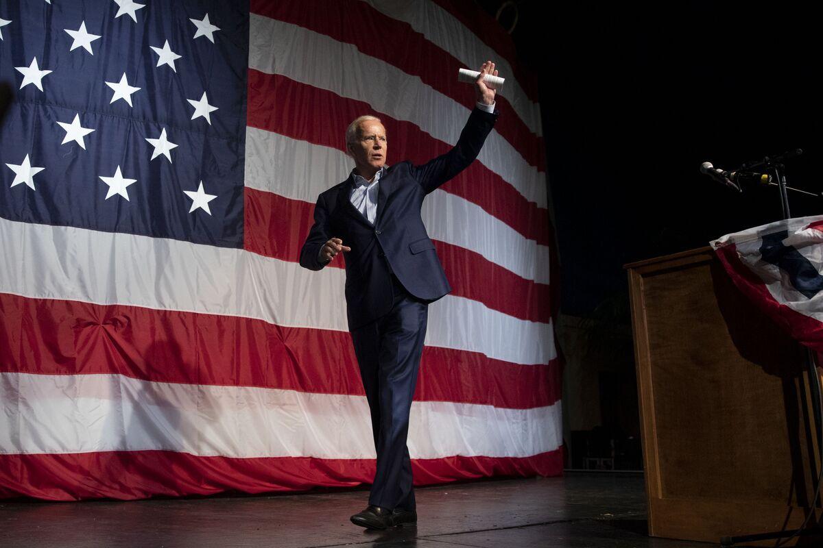 Biden Clinches the Democratic Presidential Nomination