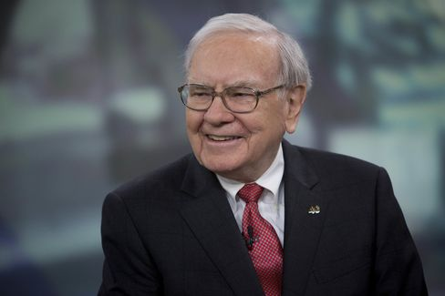 Buffett delivers annual gifts worth $2.86B to 5 charities