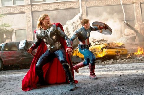 Zap! Pow! Nyet! The Russian Government's Fight With Marvel's Superheroes
