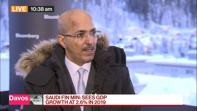 Wall Street Embraces Saudi Bid for Rehabilitation at Davos