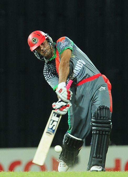 Afghanistan Cricketer Mohammad Nabi