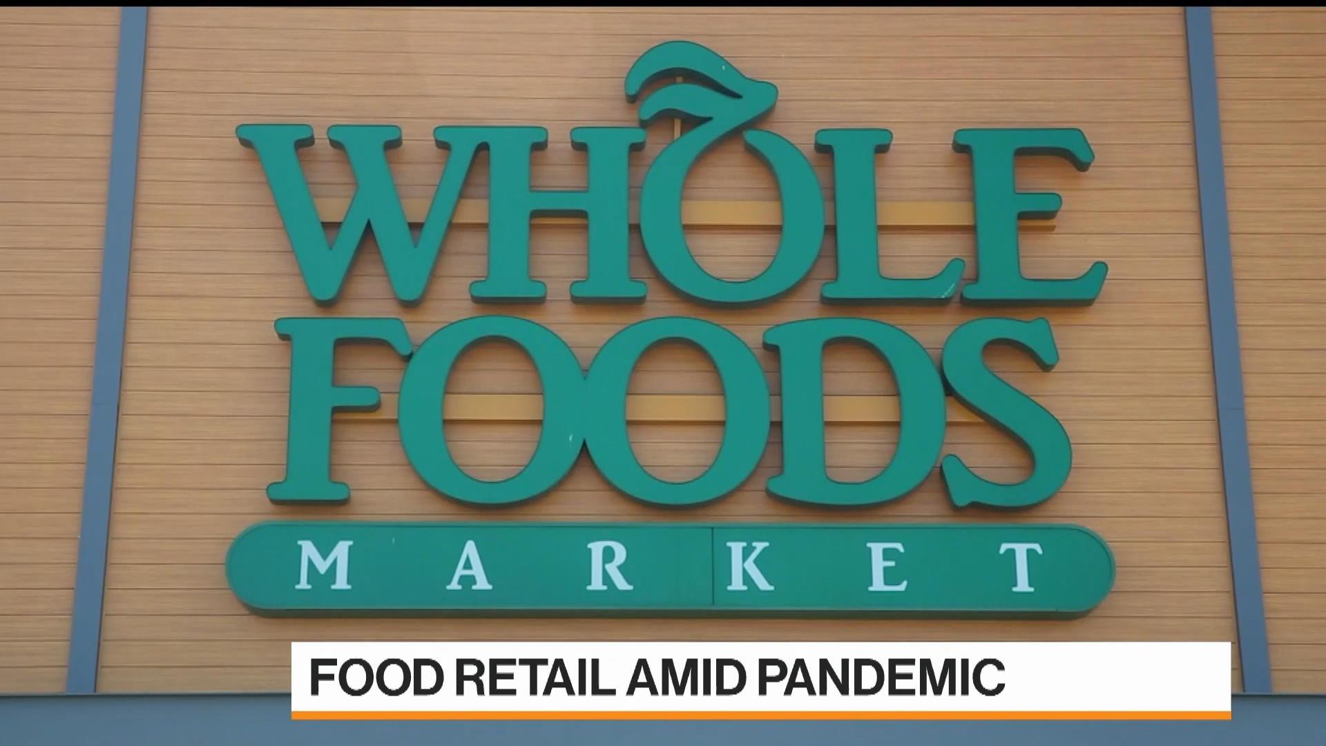 Whole Foods Online Sales Tripled Last Quarter