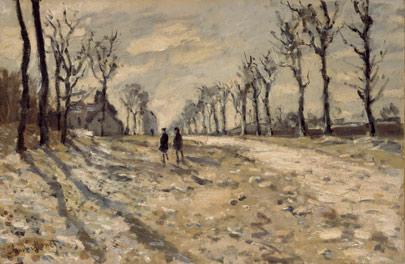 Claude Monet, 1869