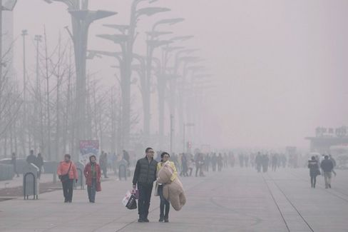Traveling to Beijing? Have You Considered Smog Insurance?