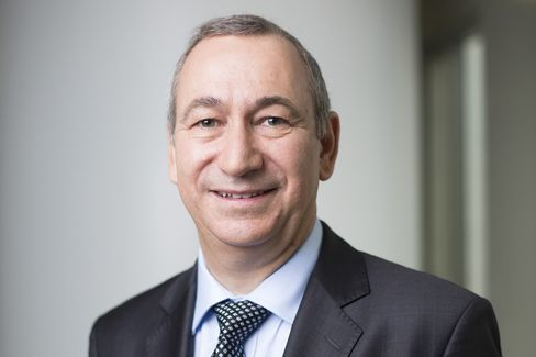 FTSE Russell Chief Executive Officer Mark Makepeace