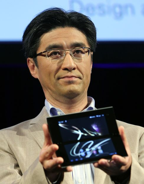 Sony Unveils Tablet PCs, Joins Samsung in Pursuit of IPad