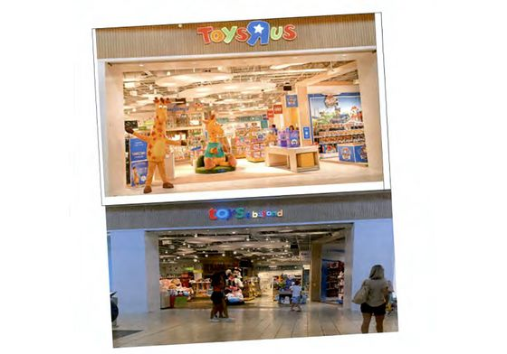 Toys 'R' Us, Not Them, Famed Brand Says in Suit Alleging Rip-Off