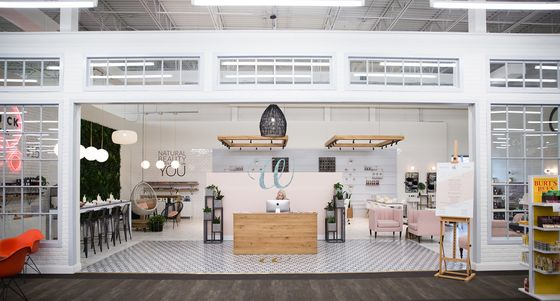 DSW Bets Nail Salons in Shoe Stores Will Lure Millennial Women