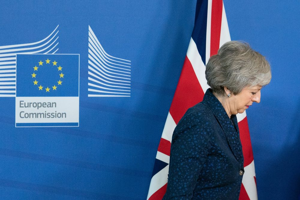 May Approaches Brexit High Noon as Rebels Push to Delay Exit
