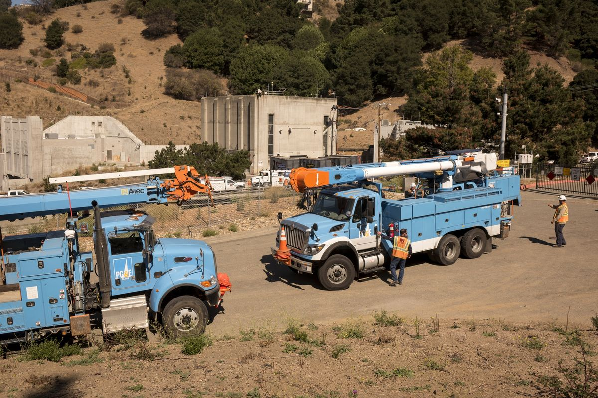 PG&E Rejects San Francisco's $2.5 Billion Bid to Buy Assets