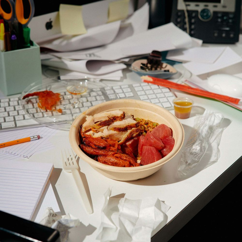 Dig Inn Wants to Optimize Your Sad Desk Lunch - Bloomberg
