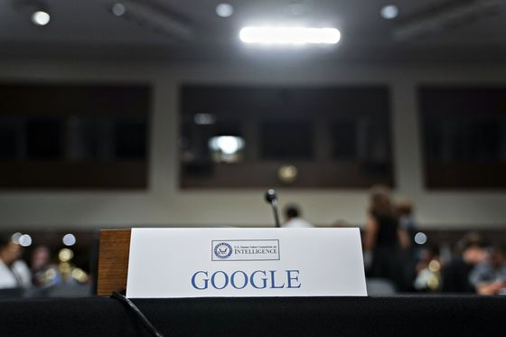 Facebook and Twitter to Testify on Russia as Google Is Spurned