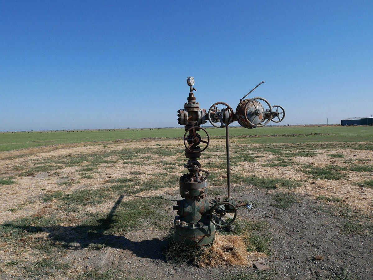 Gas Companies Are Abandoning Their Wells, Leaving Them to Leak Methane Forever