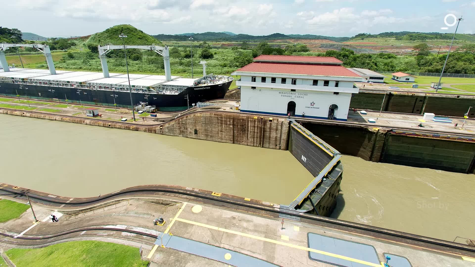 The Panama Canal's Water Crisis
