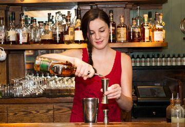 The Dead Rabbit's new head bartender, Jillian Vose.