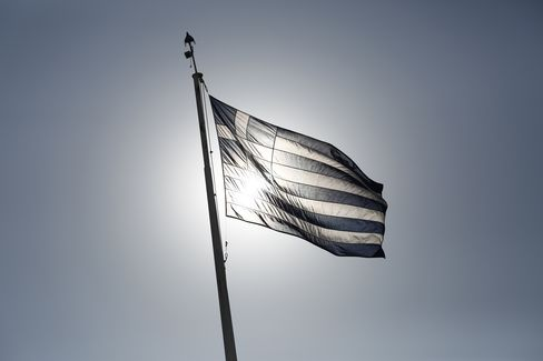 Greek Economy As Germany Backs Third Bailout Package
