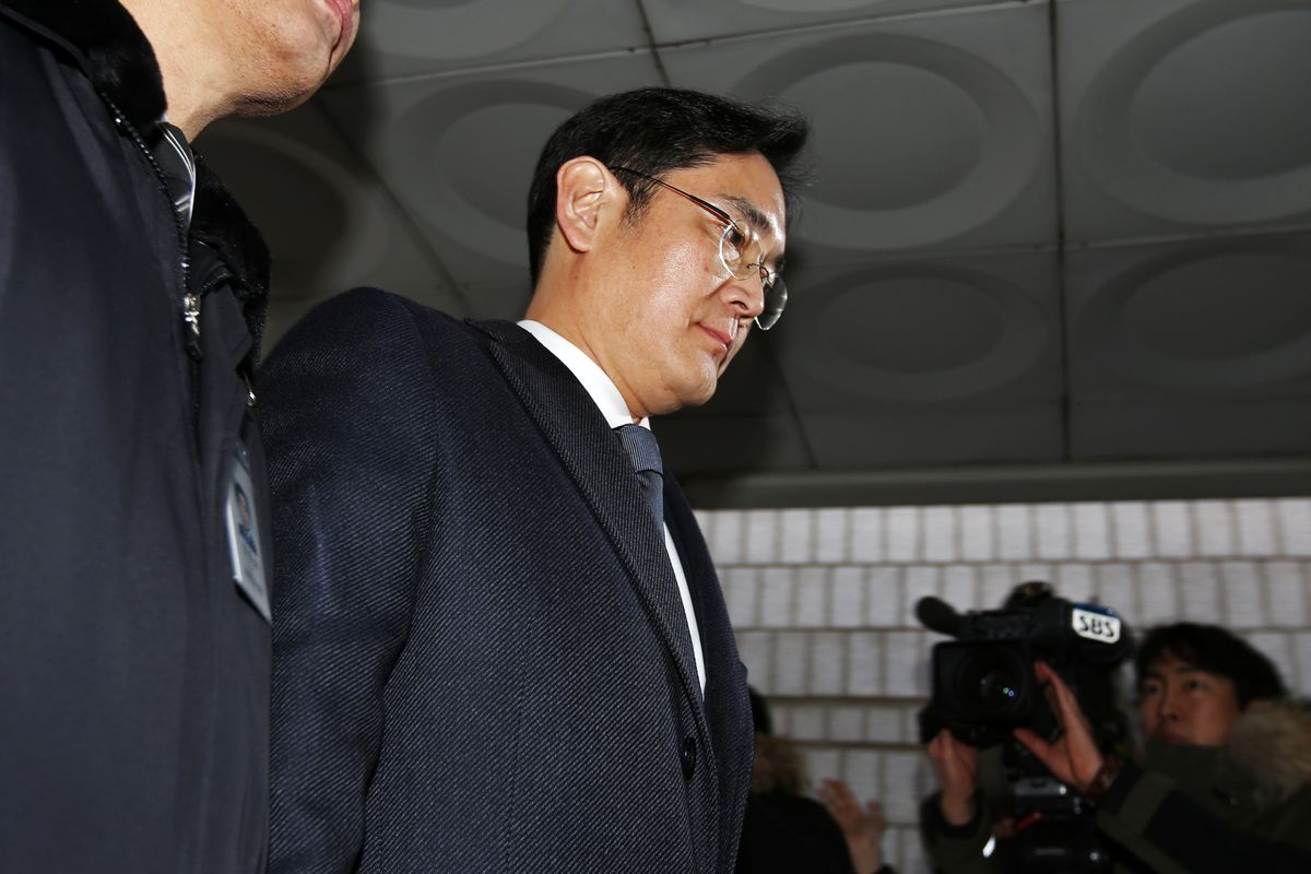 Why the Fate of Samsung's Billionaire Heir Turns on Horses