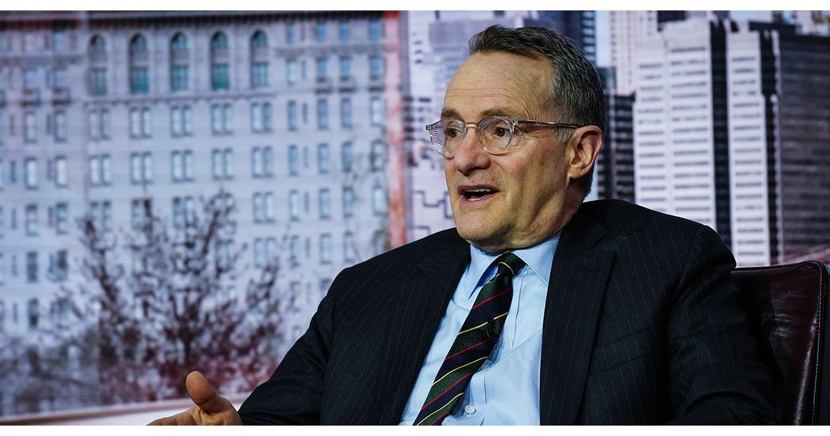 Where Howard Marks Looks for Signs of Market Trouble
