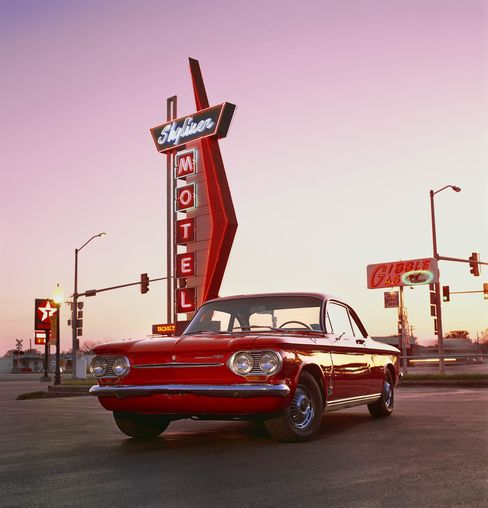 why you should buy a 1960s chevy corvair right now bloomberg. Black Bedroom Furniture Sets. Home Design Ideas