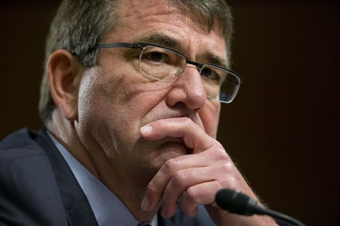 Defense Secretary Ashton Carter Testifies On Middle East Middle East Policy