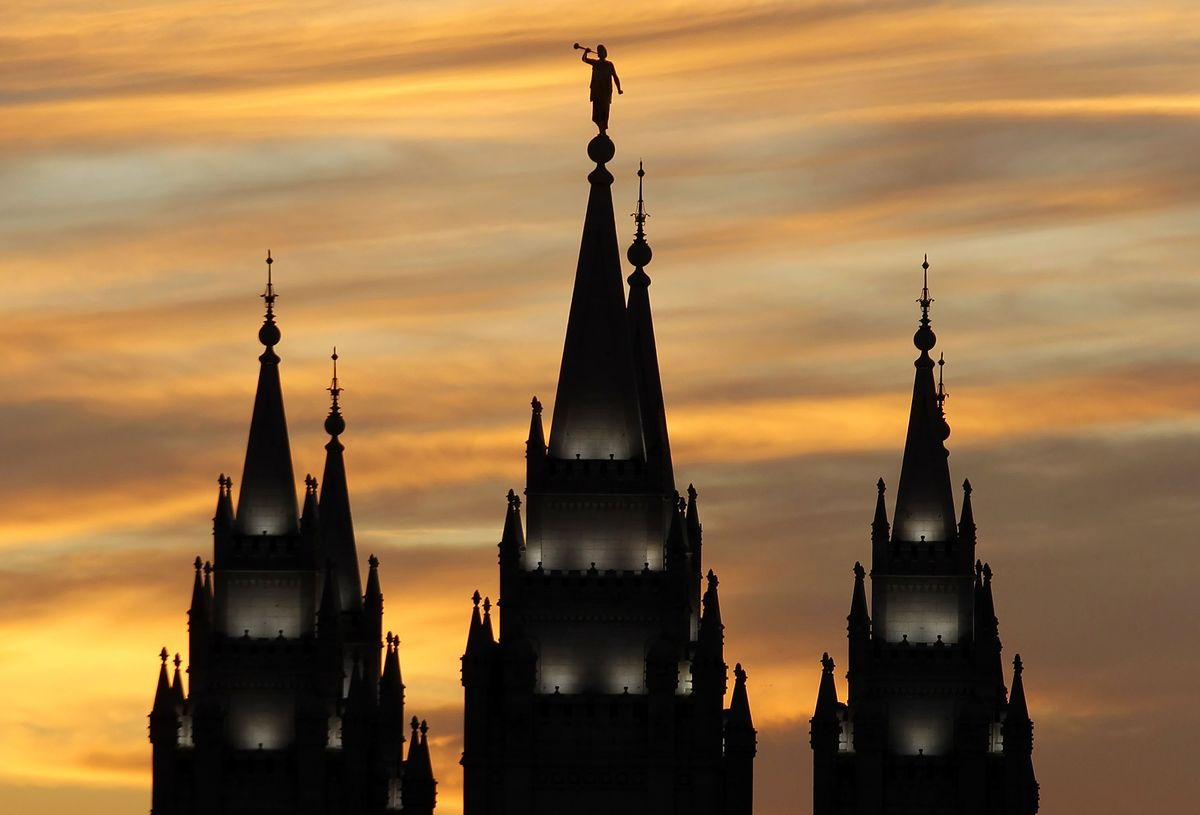 The Mormon Church's Quest to Save Souls Helped Fuel the DNA-Testing Boom