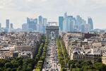Views Of La Defense Business District As Paris Sends Love Letter To British Executives