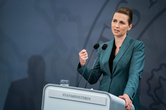 Danish Ruling Party Enjoys Surge in Support Over Virus Handling