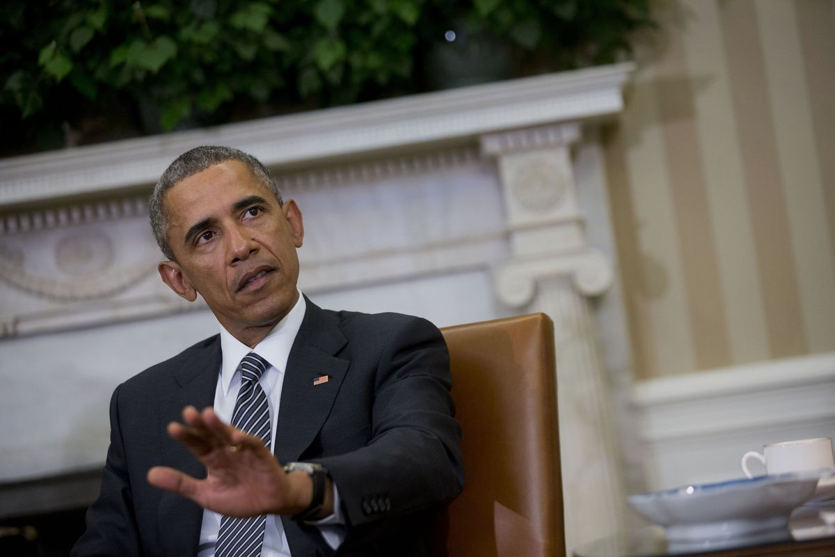 Republicans Warn Iran -- and Obama -- That Deal Won't Last