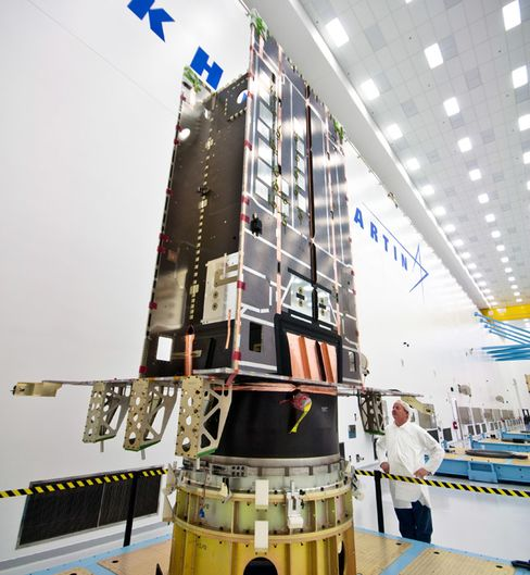 Lockheed Martin Loses $70 Million Over GPS Satellite Overruns