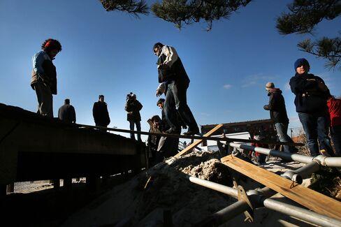 City Devastated by Super Sandy Attracting Investors