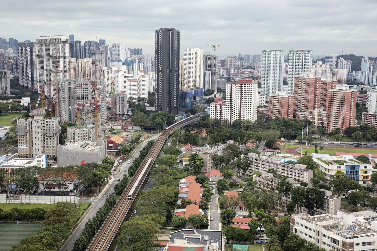 Singapore Home Prices Decline, And the Worst May Not Be Over
