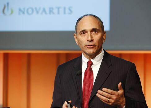 Novartis AG chief executive officer Joe Jimenez