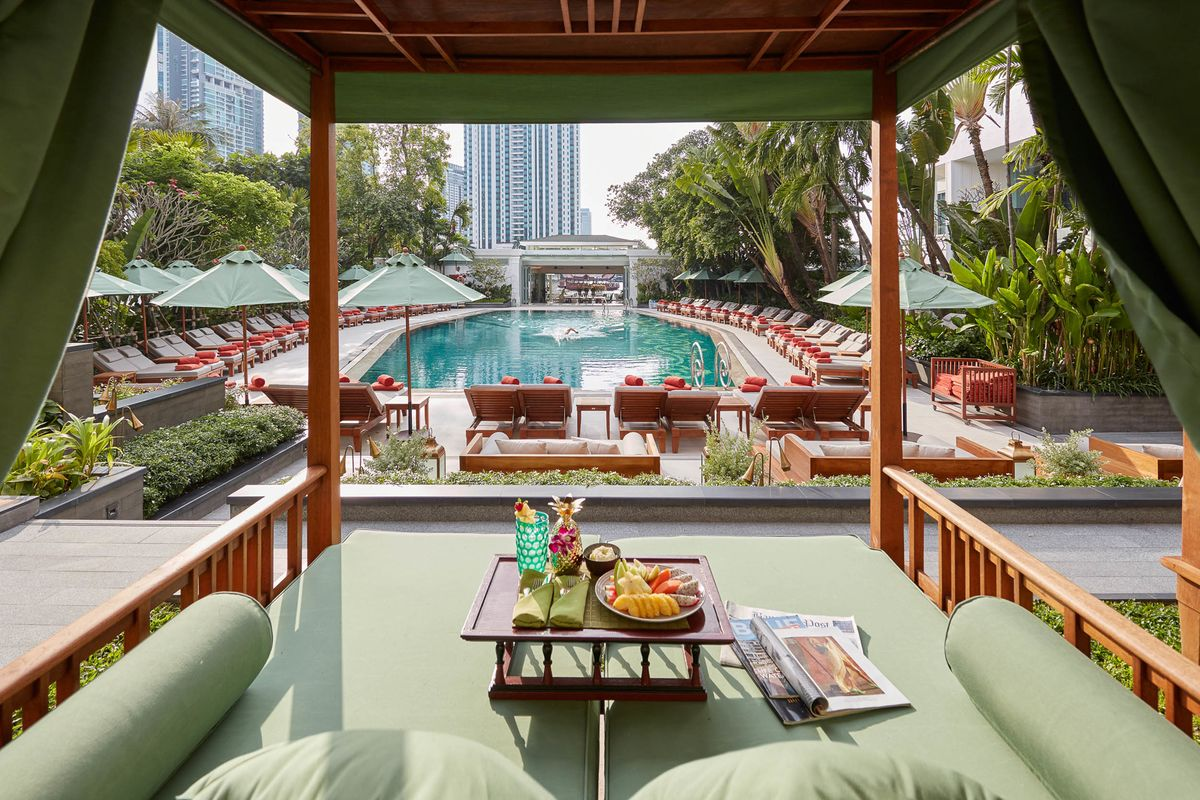 A 143-Year-Old Bangkok Hotel Gets Redone for the Instagram Era