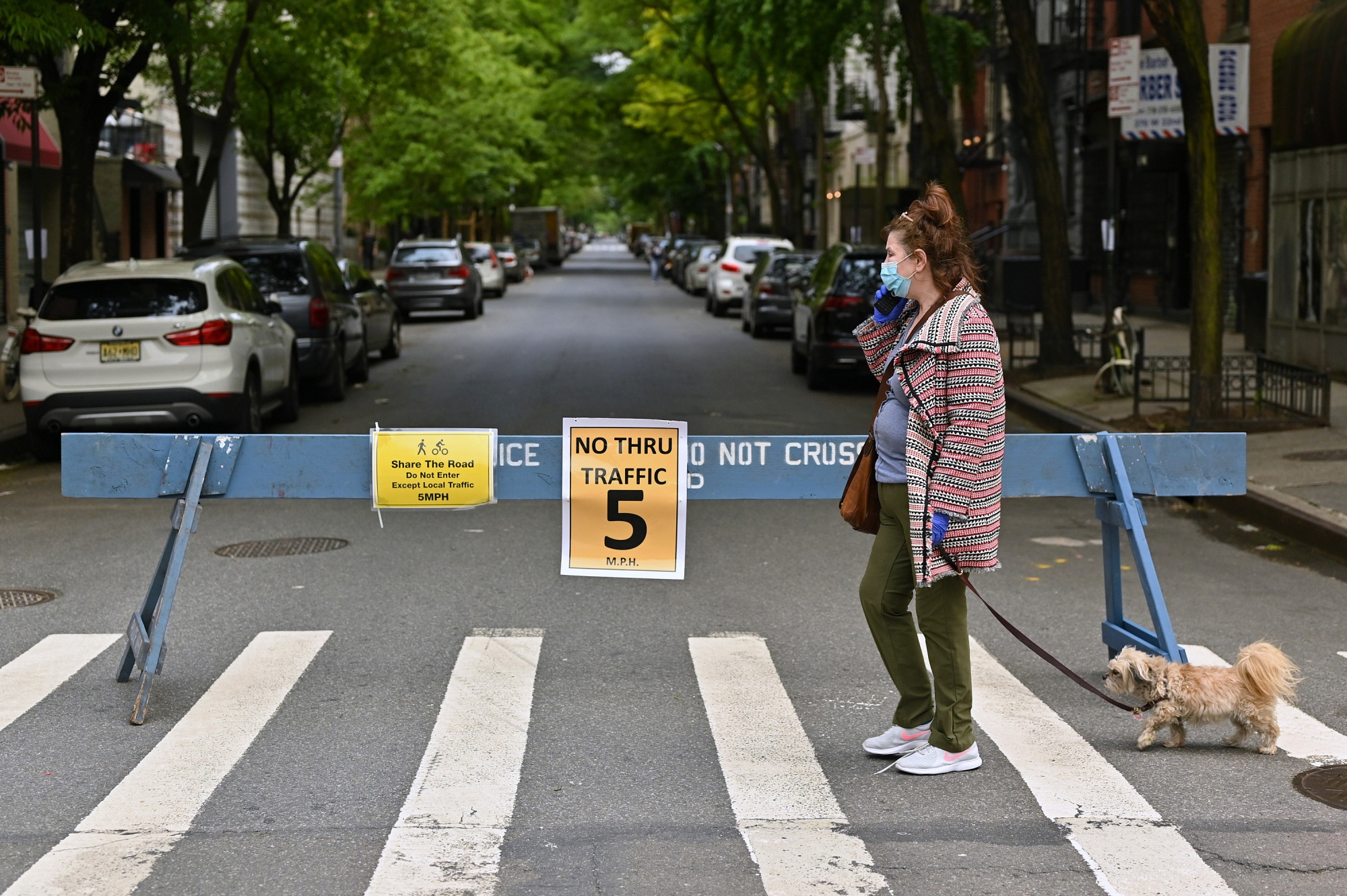What's Next for the 'Open Streets' of the Pandemic - Bloomberg