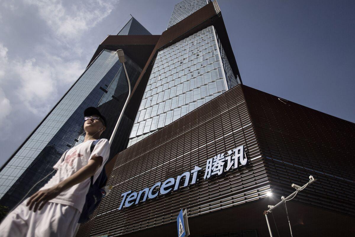 Tencent Should Be Split Up