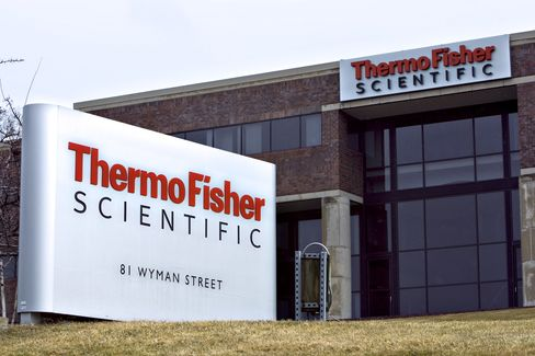 Thermo Fisher Said in Exclusive Talks for Life Technologies