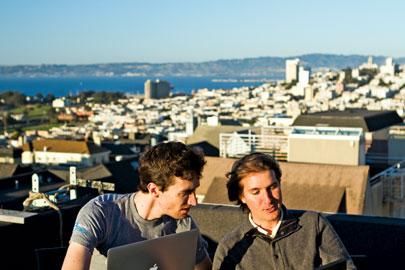 Trigger.io's James Brady, with Santa Barbara