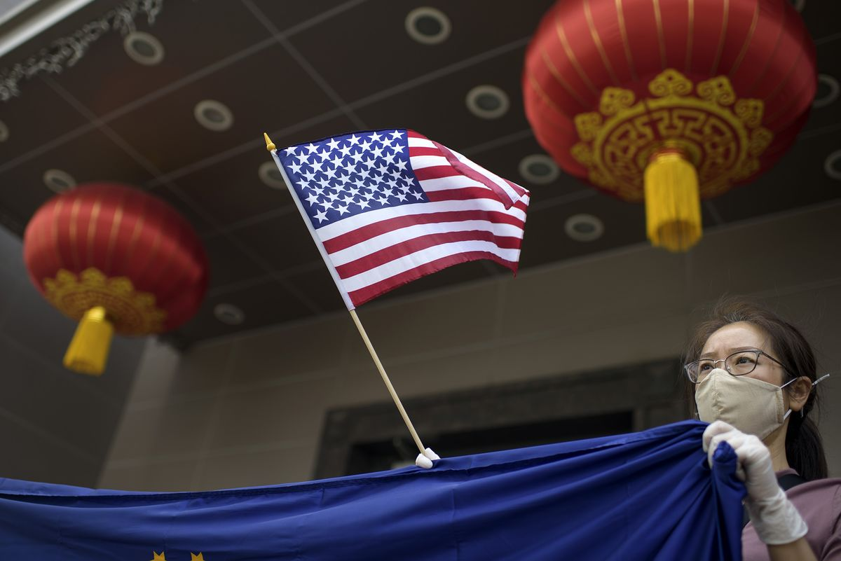 U.S. Ends Exchange Programs With China It Says Are Propaganda