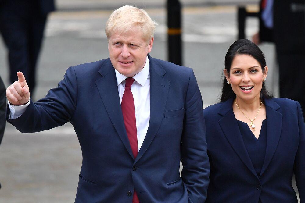 Priti Patel: Boris Johnson Has One Other Problem to Contain ...