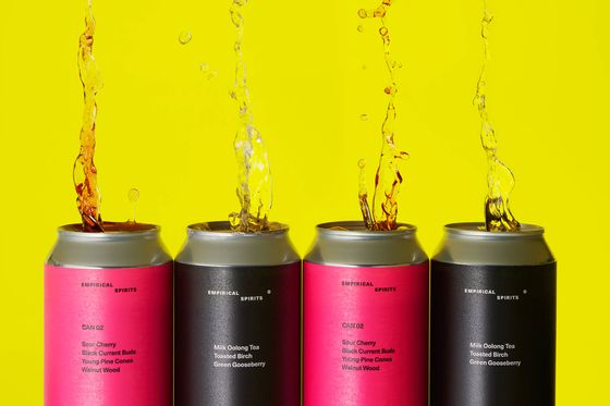 Mad Scientists in Denmark Have Created a New Class of Canned Cocktail