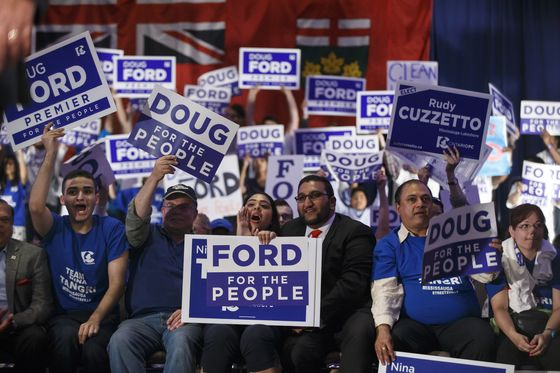 Rob Ford's Brother Tests a Canadian Brand of Trump's Populism