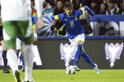 Messi With a Mohawk Lures Brazil's Richest Man to World Cup Gold