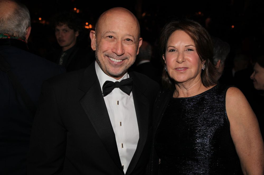 Blankfein Ignores Bank News to Help Push Daughter-in-Law's Business