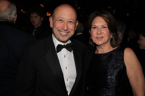 Blankfein Ignores Bank Newsto Help Push Daughter-in-Law's Business